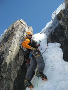 Ice Climbing in Ouray, Colorado  #JetsetterCurator