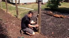 Easiest Method - How to remove a fence post in under 5 minutes...without digging!