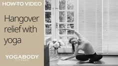 Yoga for a Hangover, Toxin Releasing, Liver Meridian Cleanse