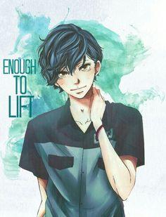 Manga Anime, Manga Boy, Cute Anime Boy, Anime Guys, Futaba Y Kou, Ao Haru Ride Kou, Tanaka Kou, Best Romance Anime, Blue Springs Ride