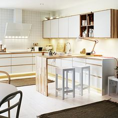 Köksmiljöer – Nytt kök badrum och tvättstuga - Vedum kök och bad AB