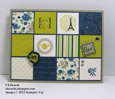 Collage CASE #2 by CLOcards - Cards and Paper Crafts at Splitcoaststampers