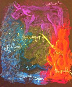 Norse Creation...Vrije School Michael Bussum - Foto's en video