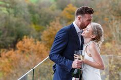 Love this photo by Rebecca Roundhill. Fantastic autumn wedding at TTE :) Hills And Valleys, Unique Wedding Venues, Tree Tops, Autumn Wedding, Perfect Place, Couple Photos, Beautiful, Couple Shots, Couple Pics
