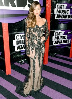 CMT Music Awards 2013: Jana Kramer