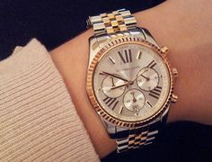 Michael Kors Watch - Current, fashionable, worn by celebrities, expensive but affordable. Young adults