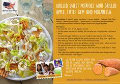 Try this nice recipe during the International Sweet Potato Week, April 1st-13th.  #organic #sweetpotato #sweetpotatoweek #health #recipe #natureandmore