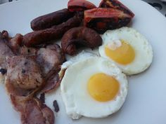 English breakfast! Perfect LCHF