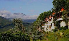 Alto Cerro, hospedaje en el corazón de la montaña