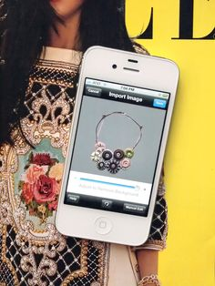 How To photograph jewelry for Stylebook #iPhone #tutorial