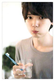 hola more furuk... Yuki Furukawa Smile