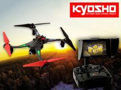 NINE EAGLES GALAXY VISITOR 6 Jetzt kannst du mit Hilfe eines Quadrocopters Filmaufnahmen aus der Luft machen! Schiebe dein Smartphone in den Sender und du kannst in Echtzeit auf dem Bildschirm verfolgen, was abgeht. - coolstuff.de