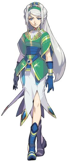 Avril Vent Fleur from Wild Arms 5