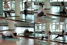 Yoga-Übungen sind gut für Körper und Seele. Wir zeigen zehn Yoga-Übungen für Läufer im Video.