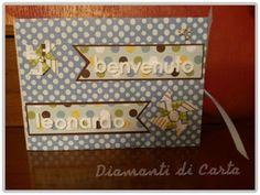 Diamanti di Carta: Benvenuto Leonardo!