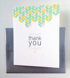 Dotted Design Studio's lovely donation to a respondent to The Paper Chronicle's Letter Writing Campaign.