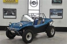 1965 MEYERS MANX REAL MANX NOT A REPLICA VW DUNE BUGGY ...