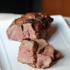 Mouthwatering, jaw dropping Beef Tenderloin. So succulent and tender; it just melts in your mouth. This is the only recipe you'll ever need