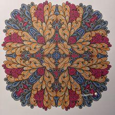 Het enige echte mandala kleurboek met FC artist pen