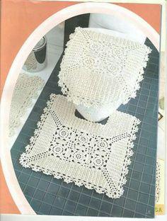 Croche e trico da Fri, Fri´s crochet and tricot Love Crochet, Vintage Crochet, Knit Crochet, Crochet Decoration, Crochet Home Decor, Crochet Stitches Patterns, Stitch Patterns, Crochet Doilies, Knitting Yarn