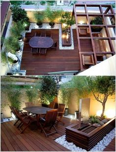 back patio dream