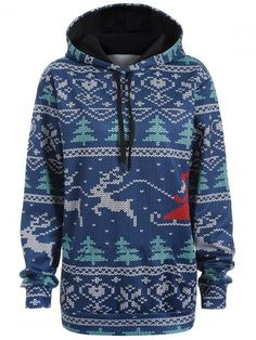 GET $50 NOW | Join RoseGal: Get YOUR $50 NOW!http://www.rosegal.com/plus-size-hoodies/plus-size-christmas-drawstring-kangaroo-948110.html?seid=5328238rg948110