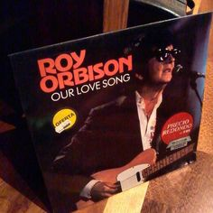 """#nowplaying #nowspinning #RoyOrbison - """"Our love song"""" (1989 #compilation ) #rock  Bruce Springsteen: """"everybody knows that nobody sings like Roy Orbison"""" #vinyl #vinil #vinilo #33rpm #vinylcollection #vinylclub #vinyladdict #vinylcollector #vinylcomunity #disc #disco #record #records #recordplayer #music #musica by jordi62"""