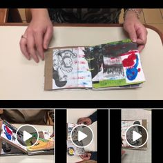 Dora Granados. #albumdelecturas Realicé el álbum de lecturas con recortes de folletos e incluí la imagen de #mibitipo. Después pedí a universitarias que lo exploraran y después lo contaran. Éste fue el resultado. Early Childhood, Brochures, Senior Boys, Cut Outs, Reading, Art