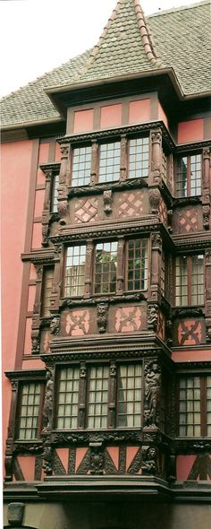 Wonderful Strasbourg http://www.travelandtransitions.com/european-travel/