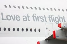 airbus: love at first flight