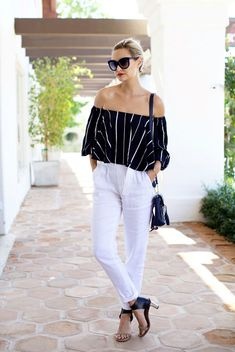 bff26085ae39 Ultra-Chic Ways to Wear an Off The Shoulder Top
