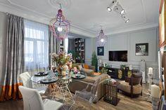 Quirky Apartment Decor with Unique Details, - Sergev Makhno