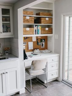 Small office ideas for any space that are chic and cute. Ideas for any layout, including office space in your bedroom, living room or kitchen. Working from home may be the new norm. Create an interior space you love.
