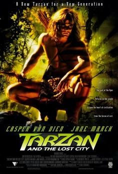 Casper Van Dien 1998 Tarzan