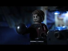 LEGO Always Shoot First (Guardians of the Galaxy + Star Wars + Firefly)