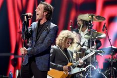 The Killers - 2015 iHeartRadio Music Festival - Night 1 - Show