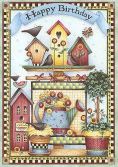 Casa de pájaros 3