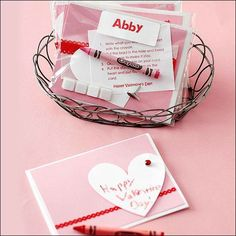 valentines day gift ideas paper stick craft 31