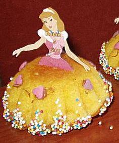 Prinsessen cakejes
