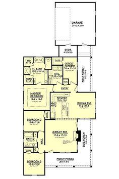 1784 sq ft w 2 master suites House Plans & Designs Build Your