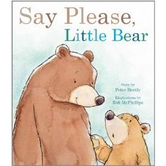 """Say Please, Little Bear"" is a great book to teach early learners polite manners. This can be used in the beginning of the schooler year to emphasize manners and how to be polite to one another in the classroom."