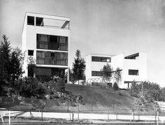 Maison Citrohan, Stuttgart, Germany - Le Corbusier - Charles-Edouard Jeanneret-Gris
