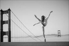 #Ballerina - @mikofogarty in #SanFrancisco