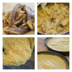 double layer banana cake recipe