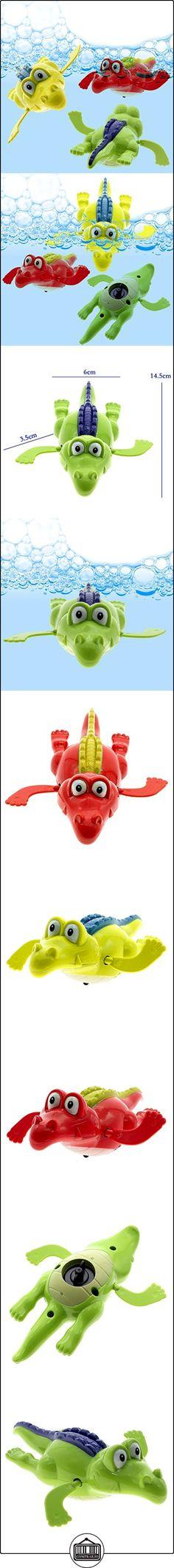 VANKER Bebé Baño Ducha Piscina Crocodile Wind Up Bath Jugar Juguete  ✿ Seguridad para tu bebé - (Protege a tus hijos) ✿ ▬► Ver oferta: http://comprar.io/goto/B06XDCH62Q