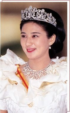 JAPON Princesa heredera consorte de Japón, Masako masako_sama