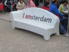 have a seat in Amsterdam