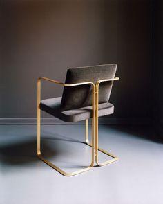 Lazzarini Pickering's Furniture Collection for Marta Sala Editions.