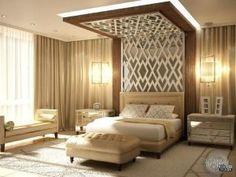 Luxury Bedrooms Interior Design Luxury Bedroom Design Inspirations for Your Room Luxury Bedrooms Interior Design. Bedroom False Ceiling Design, Luxury Bedroom Design, Master Bedroom Design, Luxury Home Decor, Interior Design, Bedroom Ceiling, Ceiling Decor, Modern Interior, Bedroom Sets