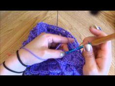 Mermaid (Lap) Blanket pt.3 - YouTube